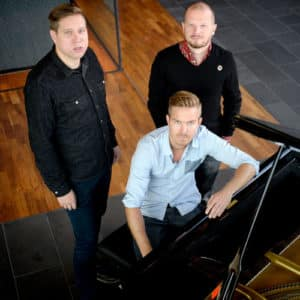 Joonas Haavisto Trio